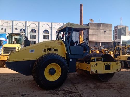 Rolo Compactador Bw211  13 Ton 2013*3160hs*kit Patas Repasse