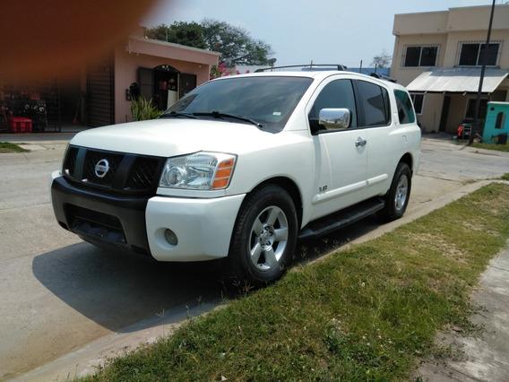 Nissan Armada 5.6 Se Piel Qc 4x2 At 2007