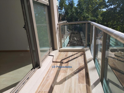 Apartamento Monoambiente Con Terraza Y Kitchinette