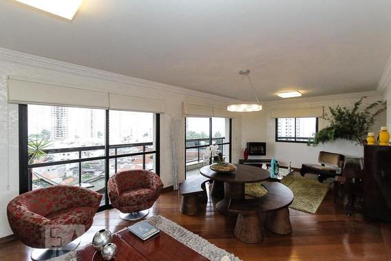 Apartamento No 9º Andar Mobiliado Com 3 Dormitórios E 3 Garagens - Id: 892987954 - 287954