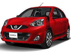 Nissan March Excluive Ta Bi Tono