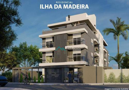 Cobertura Com 2 Dormitórios À Venda, 124 M² Por R$ 465.000,00 - Ingleses Do Rio Vermelho - Florianópolis/sc - Co0068