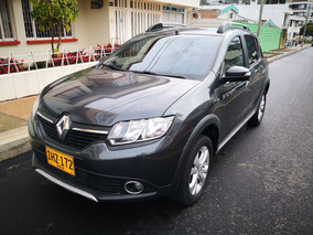 Renault 2017 Stepway Expression Mt 1.6c, 20.000 Km