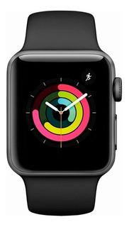 Apple Watch S3 Gps 42mm Resistente A Aguá C Bluetooth