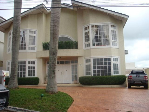 Casa Com 4 Dormitórios À Venda, 400 M² Por R$ 2.600.000,00 - São Paulo Ii - Cotia/sp - Ca0064