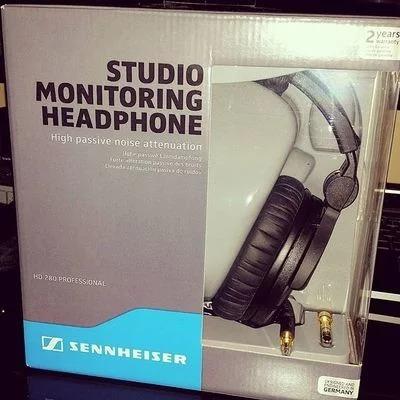 Audifono Profesional Sennheiser Dj Hd280 Pro (original)