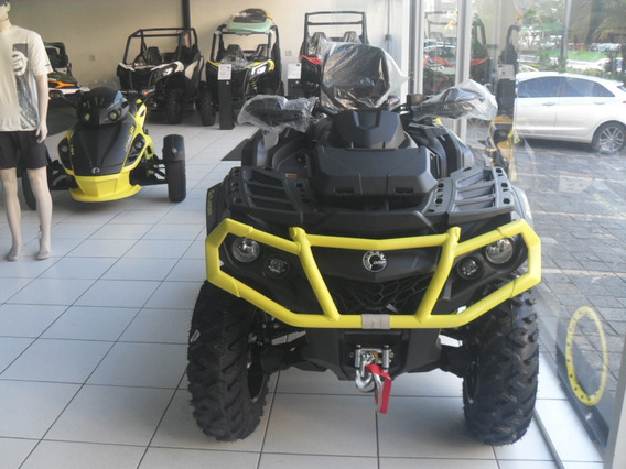 Quadriciclo Can-am Outlander 1000 Max Xtp 2019 Ok