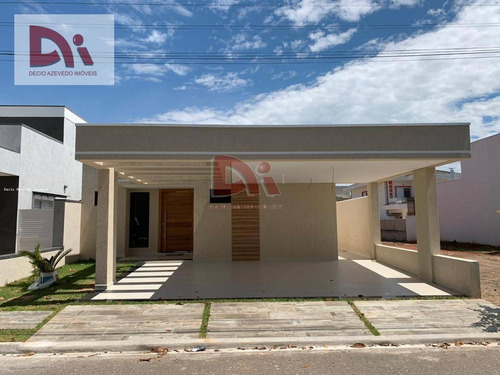 Imagem 1 de 18 de Casa Com 3 Dormitórios À Venda Por R$ 640.000,00 - Campos Do Conde Chambord - Tremembé/sp - Ca0078