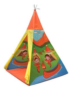 Carpa Casita Tienda India Infantil Niños Exterior Interior
