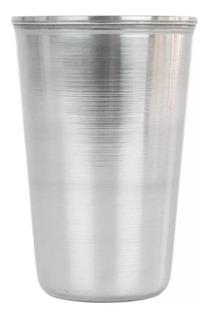 Kit Terere Bomba Inox Tela 2 Ervas + Brinde Pegador De Erva
