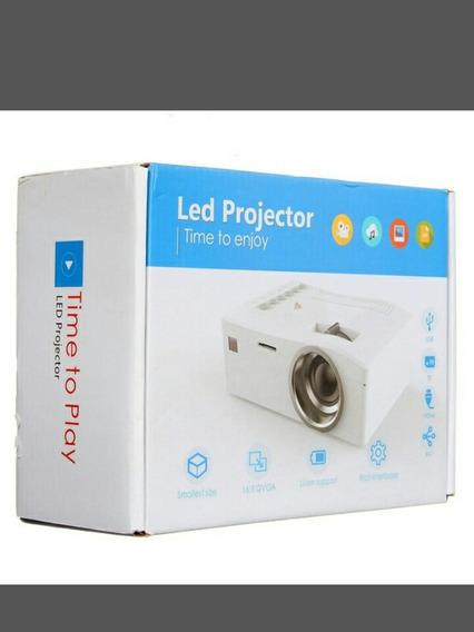 Projetor Full Hd 1080p De Sistema De Home Theater .
