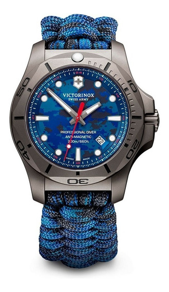 Reloj Victorinox Inox Professional Diver Titanium 241813