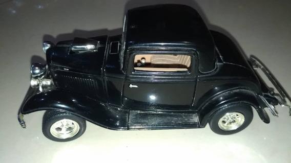 Carrito De Coleccion A Escala 1:24. Ford Coupe