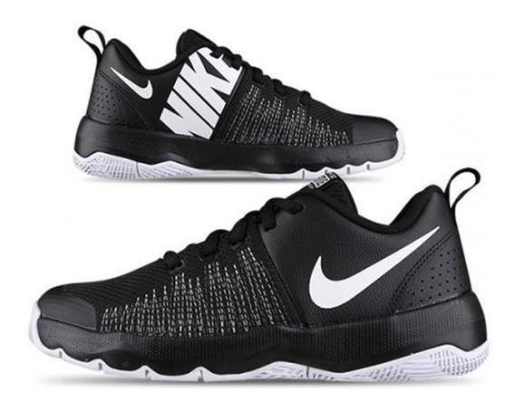 Tenis Nike Para Baloncesto Niños Basketball 100% Originales