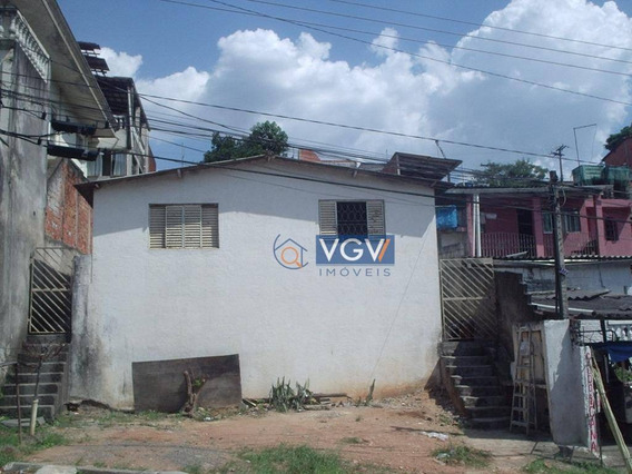 Casa À Venda, 160 M² Por R$ 180.000,00 - Parque Miguel Mirizola - Cotia/sp - Ca0593