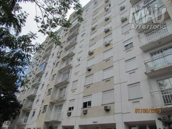 Apartamento Para Venda Em Porto Alegre, Cristal, 2 Dormitórios, 1 Suíte, 2 Banheiros - Jva2795_2-963584