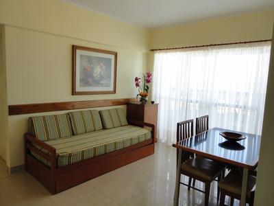 Centro, Vista Al Mar, 2 Amb. 4 Pers. Dueño 11-2383-0556