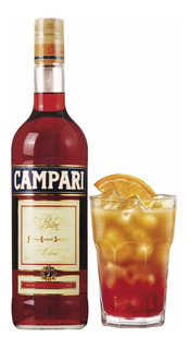 Campari Botella En Don Torcuato