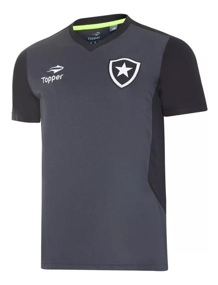 Camisa Botafogo Treino Oficial Topper 2016 Oficial