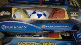 Kit De Futbolito Tamanaco