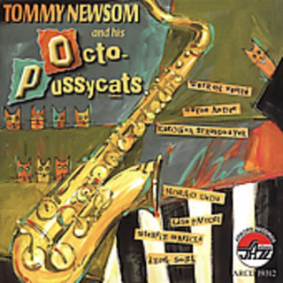 Tommy Newsom And His Octo-pussycats Cd Us Import