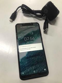 Celular Moto One 64gb Em Estado De Novo