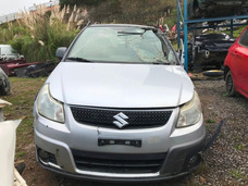 Sucata Suzuki Sx4 2011 4x4 Gasolina Rs Peças