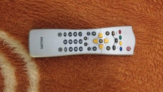 Controle Remoto Receptor De Tv Philips