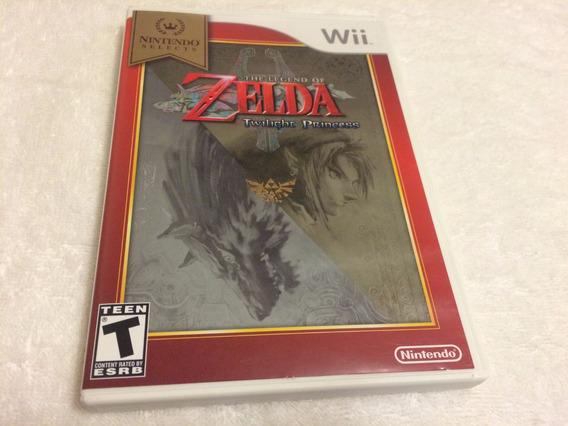 The Legend Of Zelda Twilight Princess (nintendo Wii, 2006)