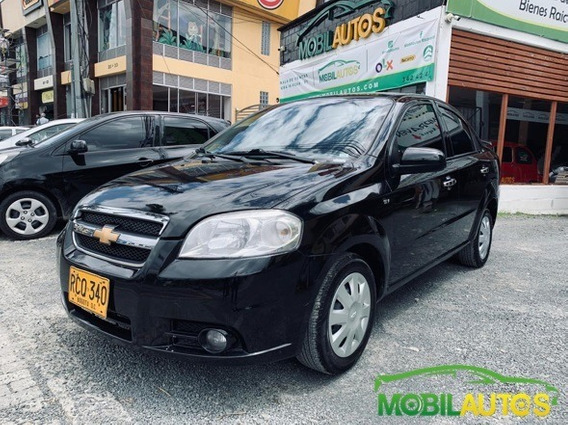 Chevrolet Aveo Emotion Fe 1.6 2011