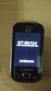 Celular Samsung Duos Desbloqueado 2 Chips Com Carregador