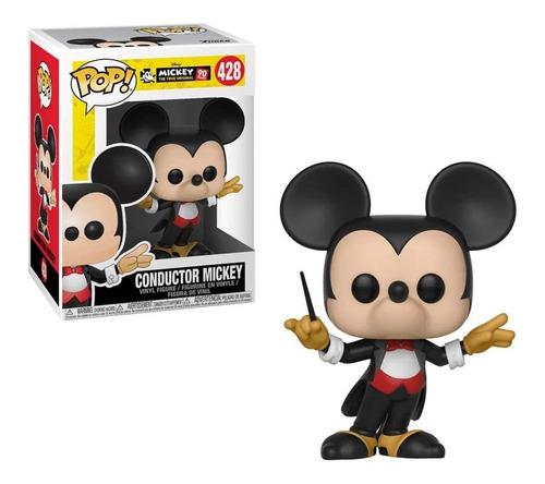 Funko Pop #428 Conductor Mickey