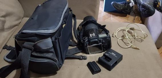Camera Fotografica Profissional Nikon D 7000