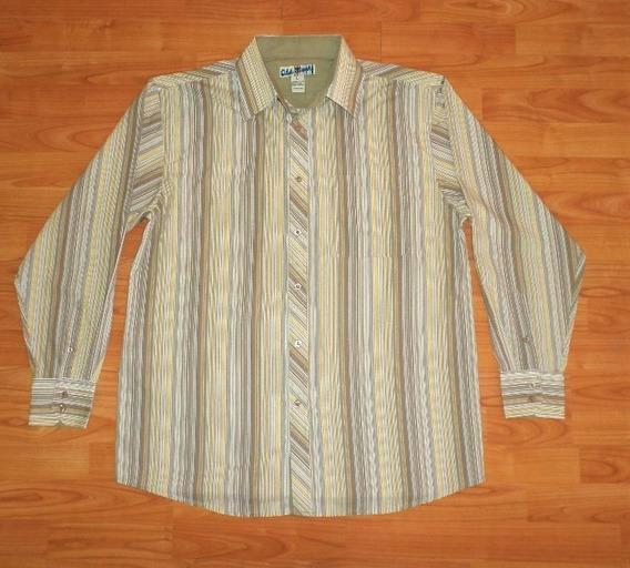 Old Skool Camisa Rayada Talla Grande
