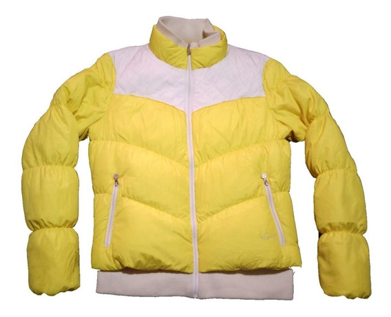 Campera Greg Norman Talle S Mujer Pluma
