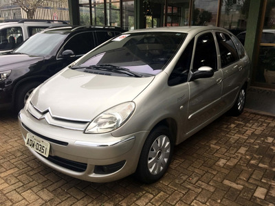 Citroen Xsara Picasso Exclusive 1.6 16v (flex)