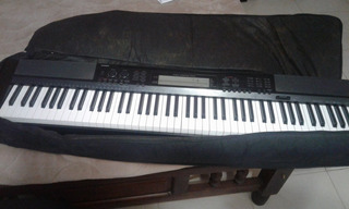 Piano Digital Casio Cdp-220r + Fuente + Estuche + Manual
