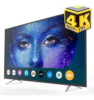 Televisor Led Smart 4k 50` Hyundai Hyled-50uhd4 - Aj Hogar