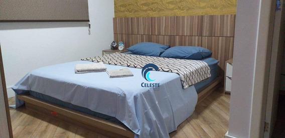 Apartamento Com 2 Dormitórios À Venda, 100 M² Por R$ 650.000,00 - Jardim Das Indústrias - São José Dos Campos/sp - Ap1216