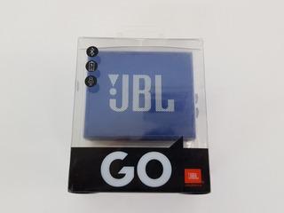 Parlante Bluetooth Jbl Go Azul Usado Original