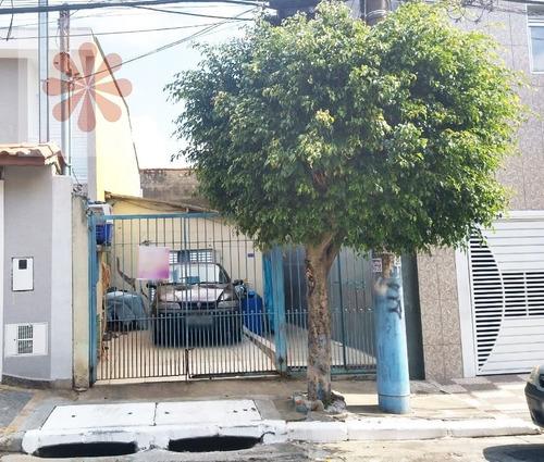 Imagem 1 de 2 de Casa Térrea Em Jardim Ponte Rasa  -  São Paulo - 5632