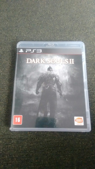 Dark Souls 2 Semi Novo Original Ps3