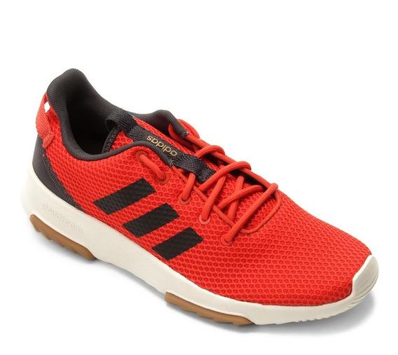 Tênis adidas Masculino Cf Racer Tr Vermelho E Preto