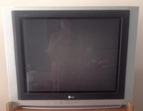 Televisor Marca Lg Flatron De 29 Pulgadas Para Reparar