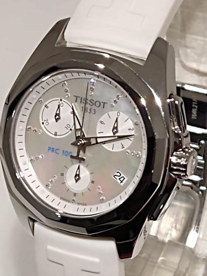 Relógio Tissot Danica Patrick Limited Edition Diamonds .