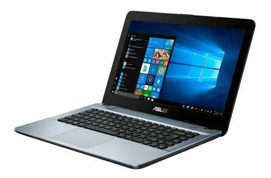Notebook Asus 14 Amd A6 4gb+500gb Disco Rígido W10 Novogar