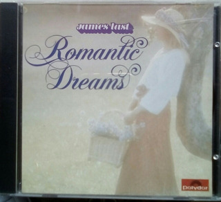 Cd James Last Romantic Dreams 1980