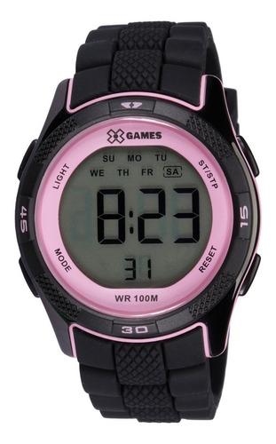 Relógio X-games Feminino Digital Xmppd353