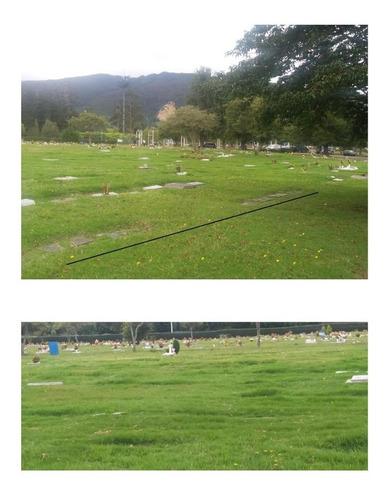 5 Lotes. Parcela De Cementerio Para Inhumar Cuerpos.