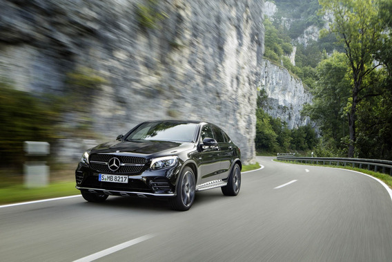 Mercedes Benz Clase Glc Amg 43 Coupe 3.0 Glc43 4matic 367cv